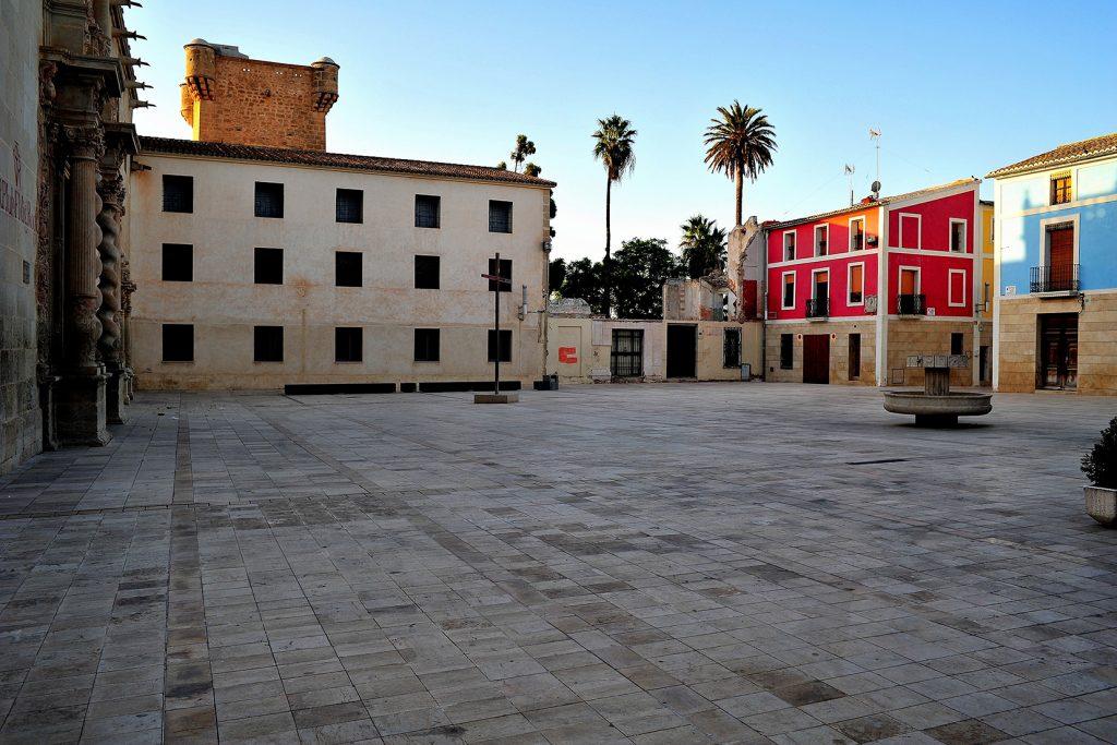 Plaza Santa Faz