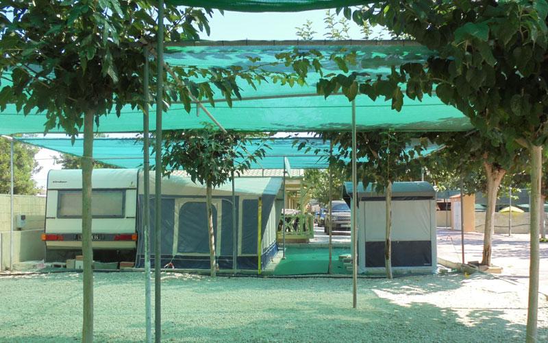 Camping el jard n turismo sant joan d 39 alacant for Camping el jardin
