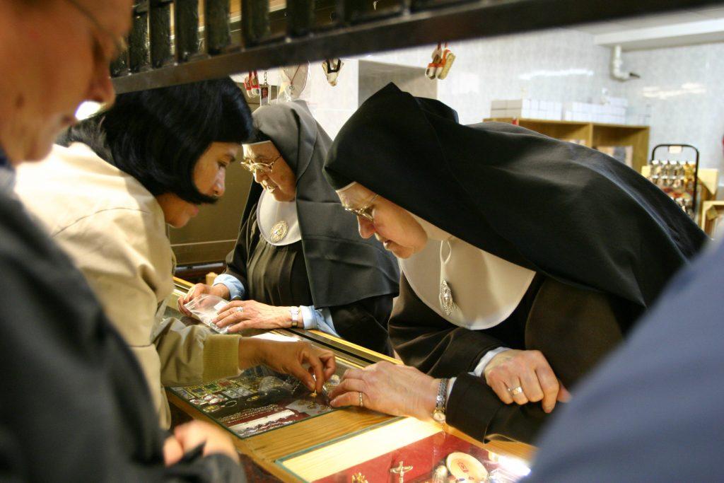 monjas Sant Faz