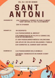Sant Antoni 2017