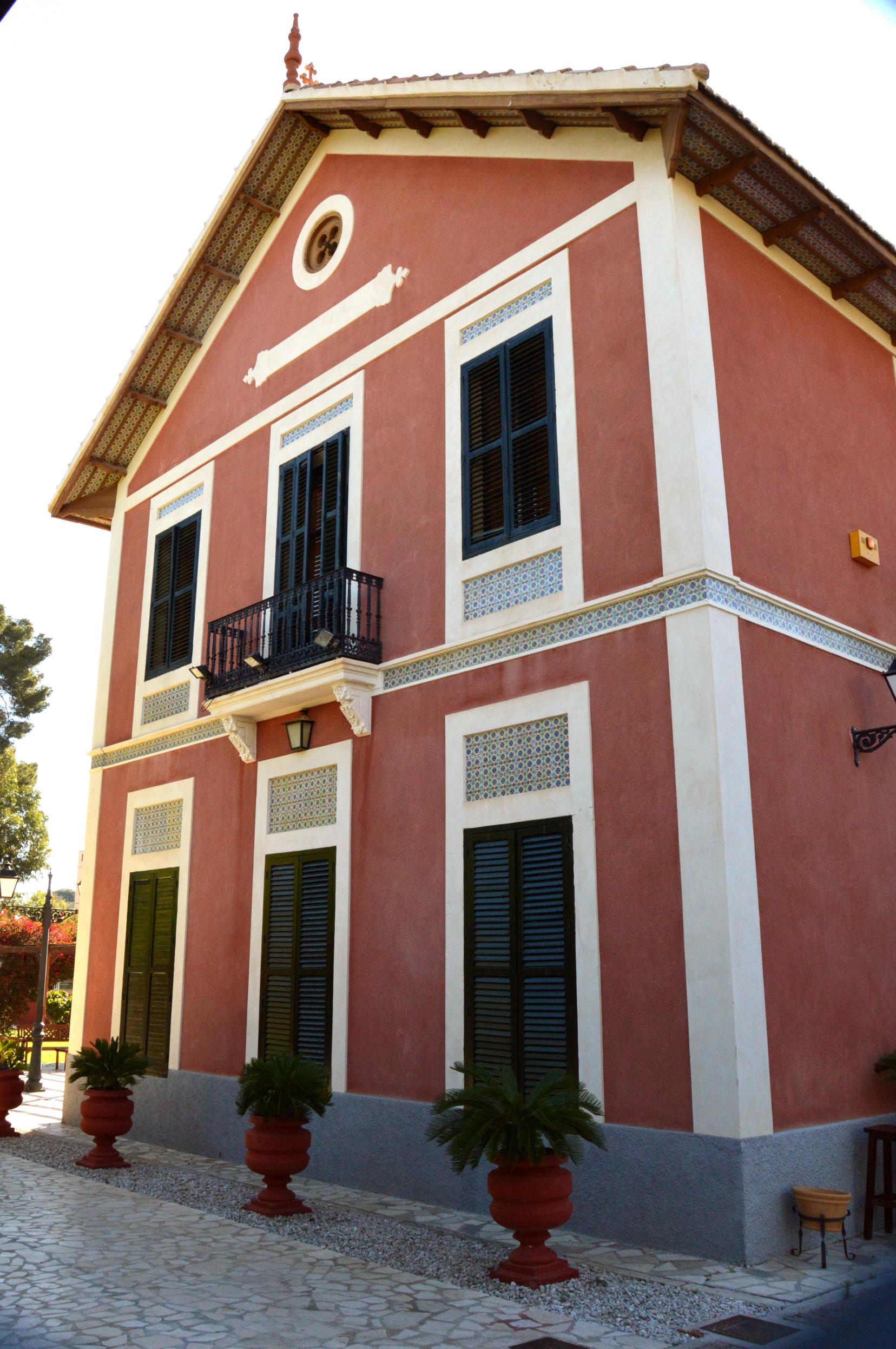 Finca villa antonia turismo sant joan d 39 alacant for Finca villa jardin piedecuesta